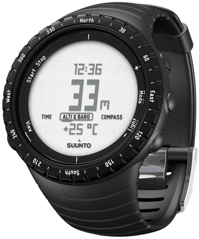 Zegarek Suunto Core Regular Black SS014809000