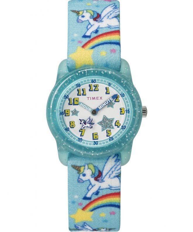 Zegarek Dziecięcy Timex Kids Unicorn Time Teacher TW7C25600