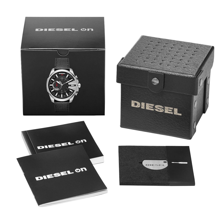 Pudełko i gwarancja Diesel