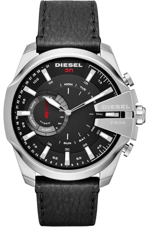 Diesel On Mega Chief Hybrid