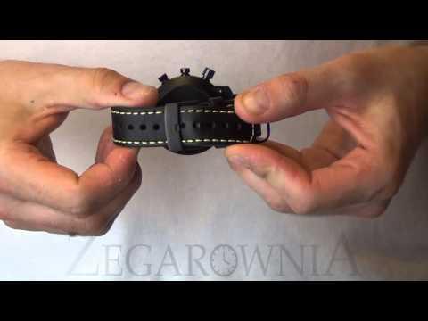 Zegarownia.pl SUUNTO ELEMENTUM TERRA BLACK YELLOW SS019997000
