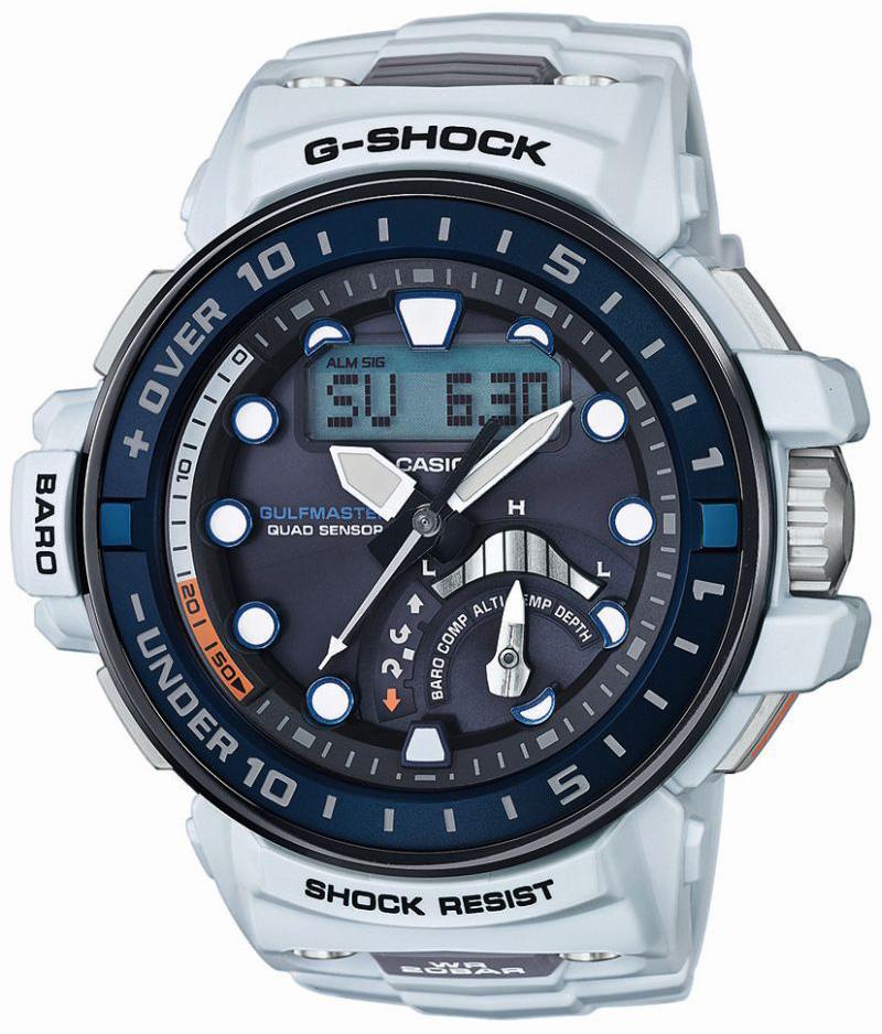 Casio G-Shock Gulfmaster GWN-Q1000-7AER