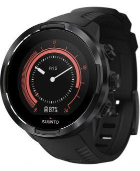 Zegarek Suunto 9 Baro All Black Wrist HR GPS