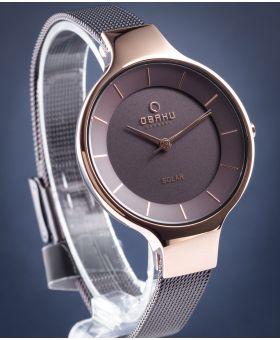Zegarek damski Obaku Solar