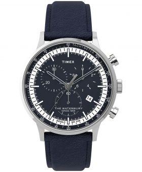 Zegarek męski Timex Heritage Waterbury Chronograph