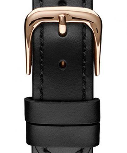 Pasek Meller Black Roos Leather 16 mm