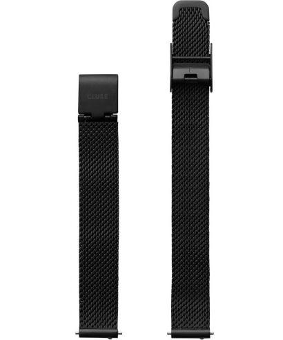 Bransoleta Cluse La Vedette Mesh Black 12 mm