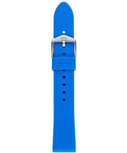 Pasek Fossil Silicone Strap 18 mm