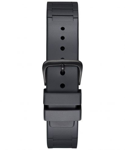 Pasek Meller Black Silicon 20 mm