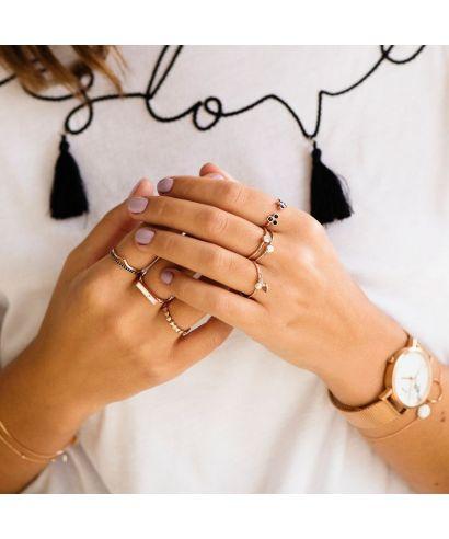 Pierścionek damski Cluse Essentielle Ring Set