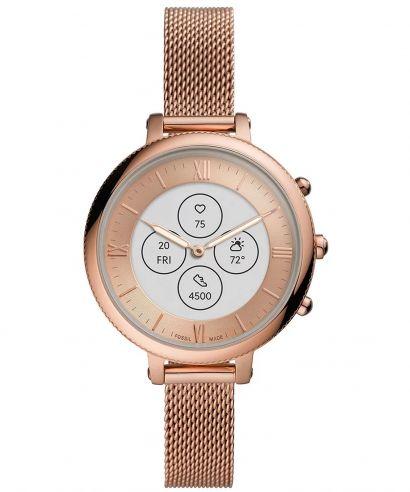 Smartwatch damski Fossil Monroe Hybrid HR