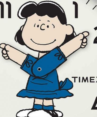 Zegarek Dziecięcy Timex Weekender X Peanuts Lucy