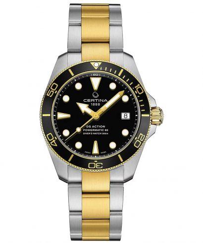 Zegarek Certina Aqua DS Action Diver