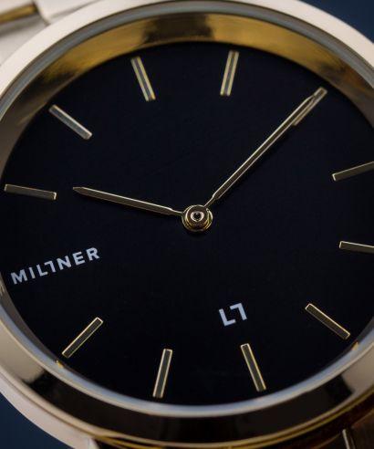 Zegarek damski Millner Chelsea Gold Black