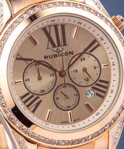 Zegarek damski Rubicon Fashion Chronograph Outlet