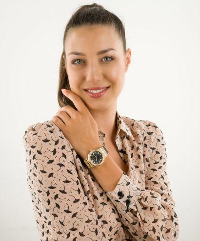 Zegarek damski Versace Greca Logo