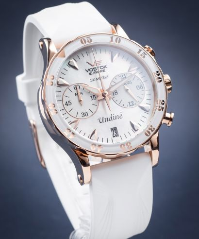 Zegarek damski Vostok Europe Undine Chronograph