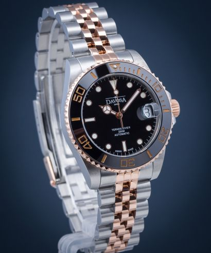 Zegarek Davosa Ternos Medium Diver Automatic