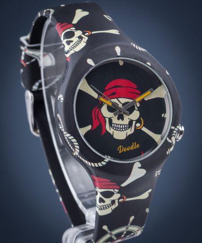Zegarek Doodle Skull Mood