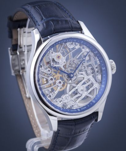 Zegarek męski Aerowatch Renaissance Skeleton Classic