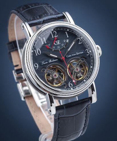 Zegarek męski Carl von Zeyten Bernau Twin Balance Automatic