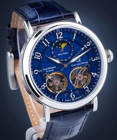 Zegarek męski Carl von Zeyten Murg Moonphase Automatic