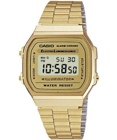 Zegarek męski Casio VINTAGE Gold