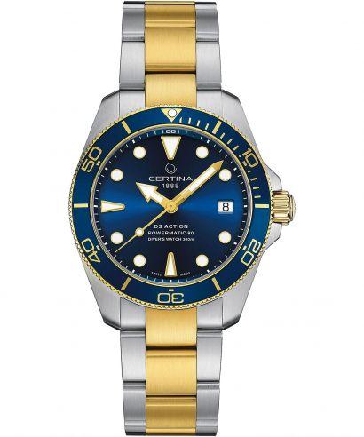 Zegarek Certina Aqua DS Action Diver Sea Turtle Conservancy Special Edition