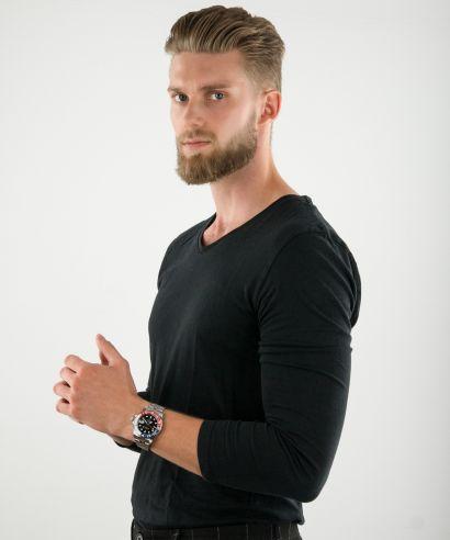 Zegarek męski Davosa Ternos Professional GMT Automatic