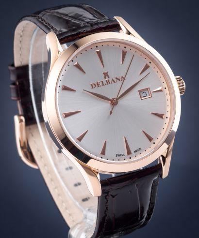 Zegarek męski Delbana Como