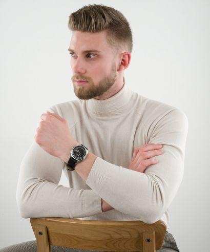 Zegarek męski Delbana Locarno