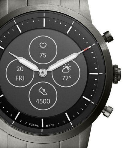 Zegarek męski Fossil Smartwatches Collider HR Hybrid Smartwatch