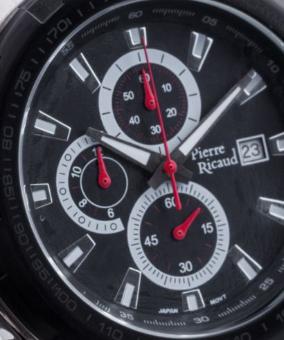 Zegarek męski Pierre Ricaud Chronograph Outlet