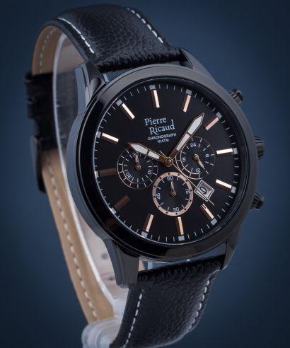 Zegarek męski Pierre Ricaud Classic Chronograph