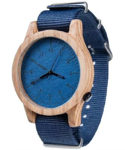 Zegarek Plantwear Heritage Blue Edition Dąb