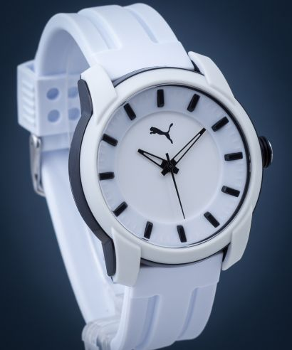Zegarek męski Puma White Silicone
