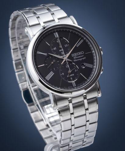 Zegarek męski Seiko Premier Chronograph
