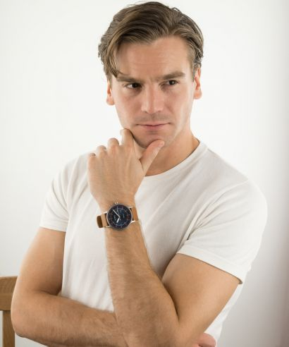 Zegarek męski Skagen Henriksen Titanium