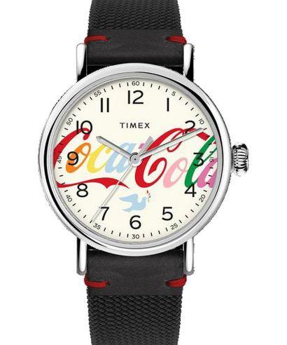 Zegarek męski Timex Coca-Cola 1971 The Unity Collection