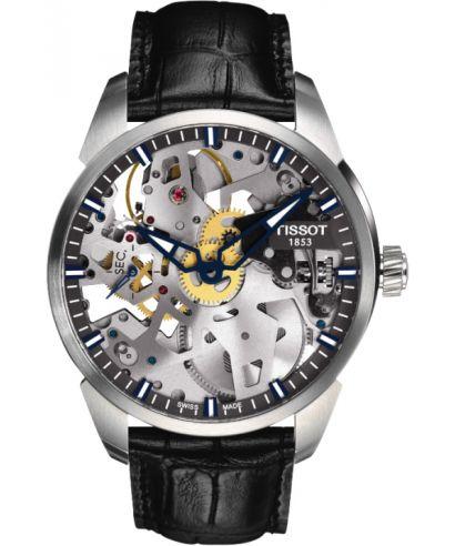 Zegarek męski Tissot T-Complication Squelette
