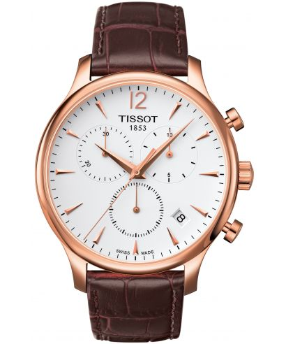 Zegarek męski Tissot Tradition Chronograph
