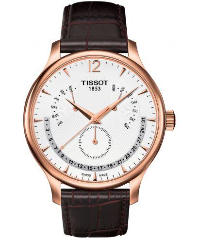 Zegarek męski Tissot Tradition Perpetual Calendar
