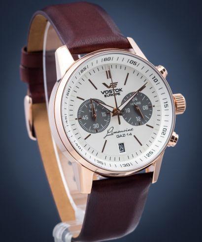 Zegarek męski Vostok Europe Gaz-14 Limousine Chronograph