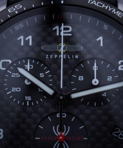 Zegarek męski Zeppelin Night Cruise Alain Robert Chronograph