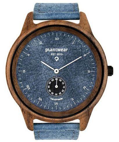 Zegarek Plantwear Pure Denim Orzech Amerykański