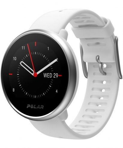 Zegarek Polar Ignite White M/L