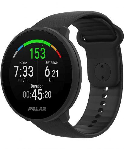 Zegarek Polar Unite czarny