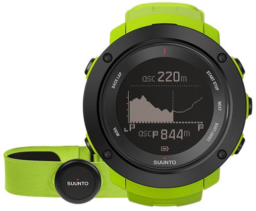 Jakość i funkcjonalność zegarków Suunto Ambit 3 Vertical