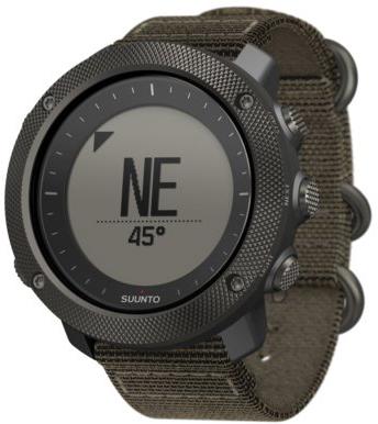 Smartwatch Suunto Traverse Alpha Foliage SS022292000 idealny do aktywności w terenie
