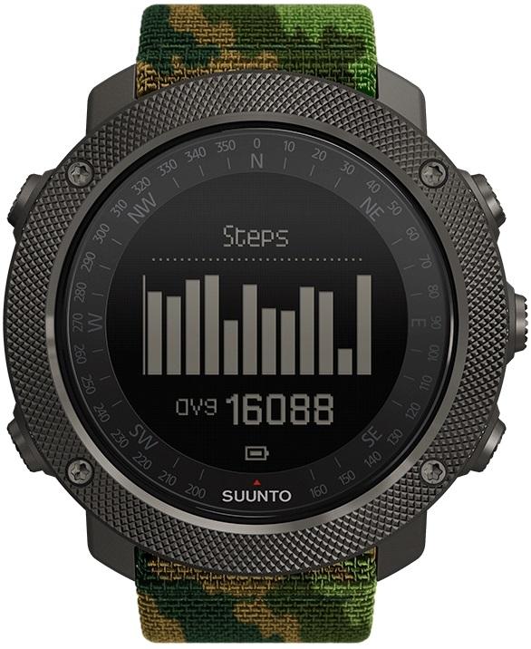 Smartwatch Suunto Traverse Woodland SS023445000 idealny do aktywności w terenie